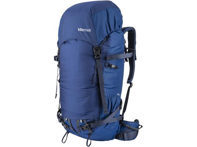 Marmot Eiger 42 Sac à dos, estate blue/total eclipse